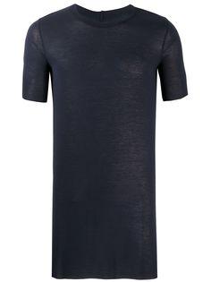 Rick Owens длинная футболка
