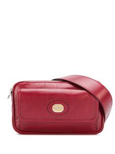 Gucci поясная сумка с логотипом