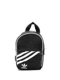 adidas маленький рюкзак с логотипом