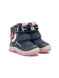 Geox Kids ботинки Minnie™ на липучках