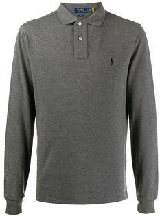 Polo Ralph Lauren рубашка поло с длинными рукавами