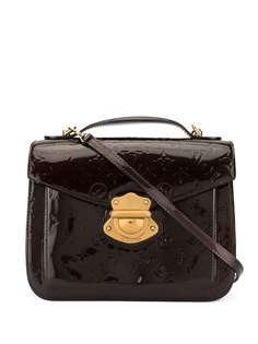 Louis Vuitton сумка Vernis Mirada с ремешком и ручками