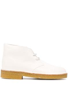 Clarks Originals ботинки на шнуровке