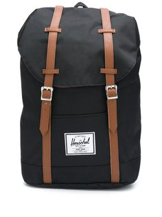 Herschel Supply Co. рюкзак с кулиской и пряжками