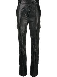 Kenzo прямые брюки карго
