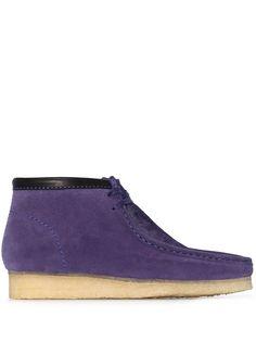 Clarks Originals ботинки Wallabee