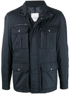 Moncler короткая куртка-пуховик