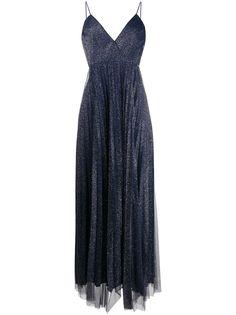 LIU JO платье с блестками