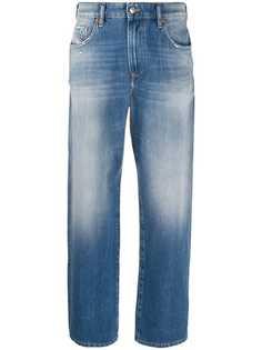 Diesel укороченные джинсы D-Reggy