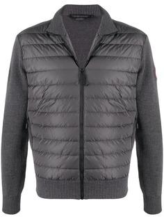 Canada Goose куртка HyBridge с высоким воротником