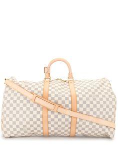 Louis Vuitton дорожная сумка Keepall 55 Bandouliere 2007-го года