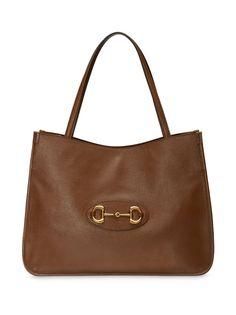 Gucci сумка-тоут Horsebit 1955