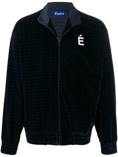 Etudes бархатная спортивная куртка Major
