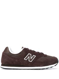 New Balance кроссовки на шнуровке
