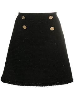 LIU JO твидовая юбка
