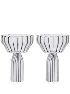 Fferrone Design набор Margot из двух бокалов для шампанского