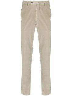 Pt01 вельветовые брюки чинос