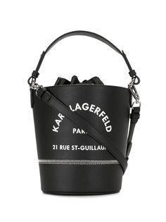 Karl Lagerfeld сумка-ведро Rue St Guillaume