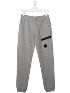 C.P. Company Kids спортивные брюки