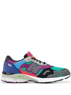New Balance кроссовки в стиле колор-блок