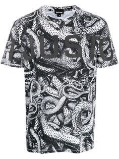 Just Cavalli футболка с логотипом