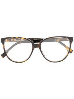 Dior Eyewear очки Etoile в круглой оправе