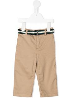 Ralph Lauren Kids брюки чинос с поясом