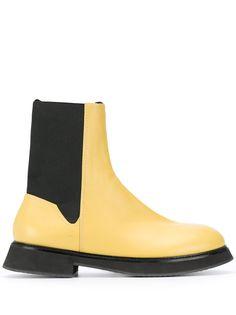 Nina Ricci ботинки челси на плоской подошве