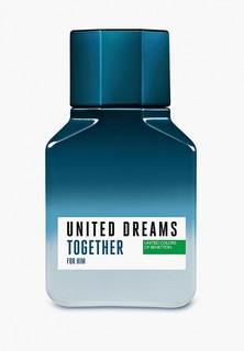 Туалетная вода United Colors of Benetton Ud Together, 60 мл
