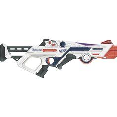 Бластер Nerf Laser Ops Pro Deltaburst