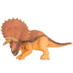 Фигурка Zoo Landia Динозавры Трицератопс
