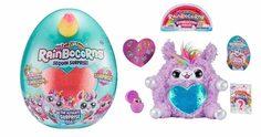 Игрушка 1Toy плюш - сюрприз RainBocoRns в яйце