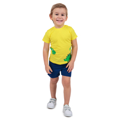 Комплект шорты/футболка Leader Kids Динозаврик