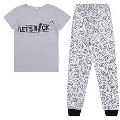 Комплект футболка/брюки Leader Kids