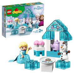 Конструктор LEGO Disney Princess 10920 Чаепитие у Эльзы и Олафа