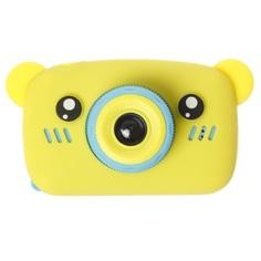 Цифровой фотоаппарат Lemon Tree в форме медведя (Желтый)