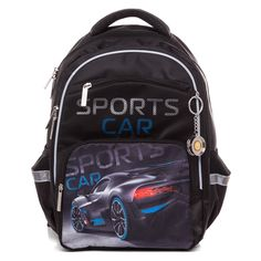 Ранец Hatber Soft Sport car