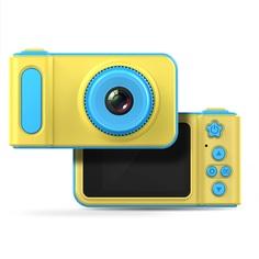 Цифровой фотоаппарат Lemon Tree Kids Mini Digital (Голубой)
