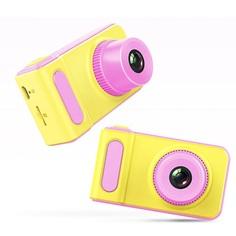Цифровой фотоаппарат Lemon Tree Kids Mini Digital (Розовый)