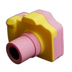 Цифровой фотоаппарат Lemon Tree Winait 3 MP (Розовый)