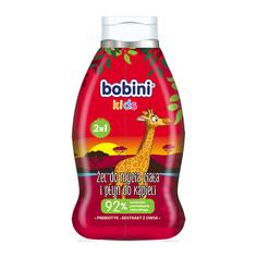Гель Bobini Гель для душа и пена для ванны BOBINI KIDS, от 1 года, 660 мл, 0.73 мл