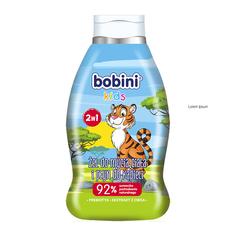 Гель для душа Bobini Гель для душа и пена для ванны BOBINI KIDS, от 1 года, 0.73 мл
