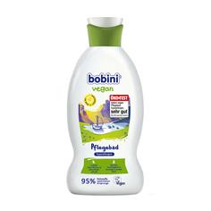Пена для ванны Bobini Для купания BOBINI VEGAN, с рождения, 0.33 л, 0,37 мл