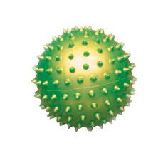 Мяч массажный 1Toy цвет: зеленый 12