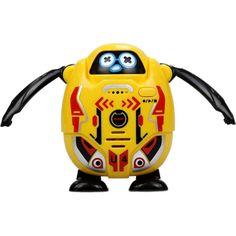 Интерактивный робот Silverlit Токибот 8.5 см цвет: желтый