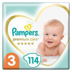 Подгузники Pampers Premium Care (6-10 кг) шт.