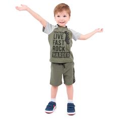 Футболка Leader Kids Рок звезда