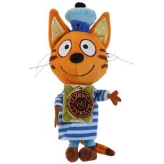 Мягкая интерактивная игрушка Мульти-Пульти Три кота Коржик 14 см