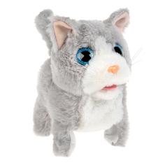Интерактивный котенок Мой питомец Дымка
