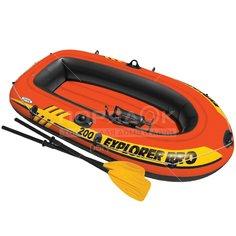 Лодка надувная Intex Explorer Pro 58357NP, 196х102х33 см